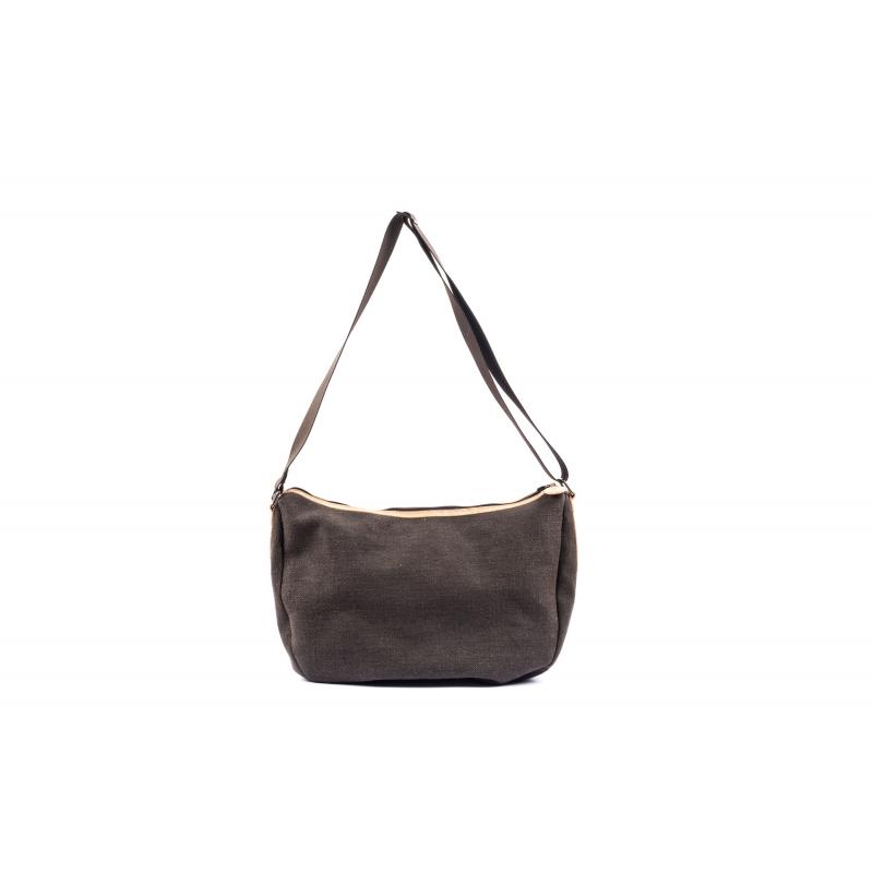 Mezzaluna Bag Dark Chocolate