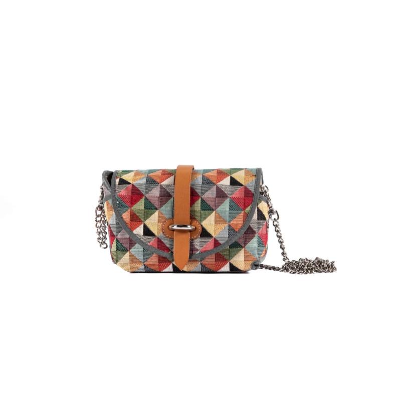 Rosy Bag Pyramid