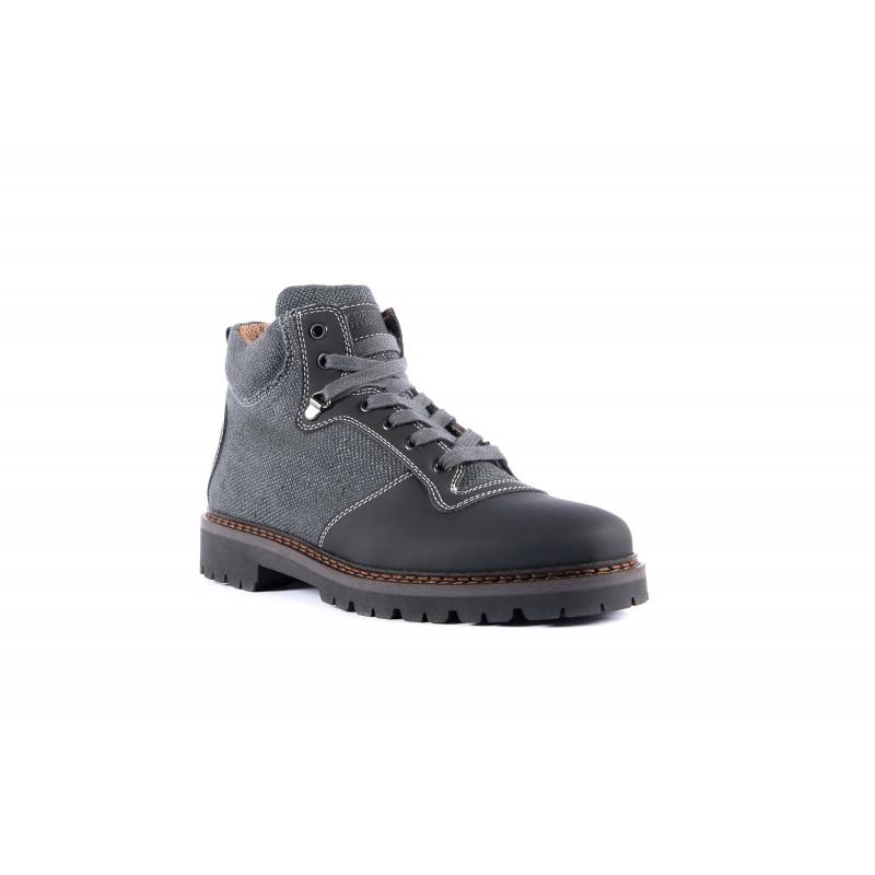 Vettore Hemp Boot Anthracite